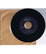 The Four Preps Wait Til You Hear It From Me 45 rpm Record B Got A Girl - $9.42