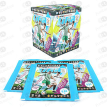2019-20 PANINI LA LIGA SPANISH STICKERS 50 PACK BOX 300 STICKERS TOTAL - $69.25