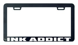 Ink Addict Tattoo license plate frame holder - $5.99