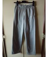 Nike Therma Fit sweatpants pants XS gray warm winter EUC - $34.65