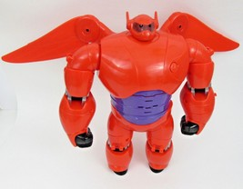 """Disney Baymax 12"""" Toy Figure from Big Hero 6 with Sound and Light Bandai... - $14.01"""