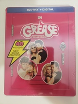 The Grease Collection Steelbook (Blu-ray+Digital) image 3