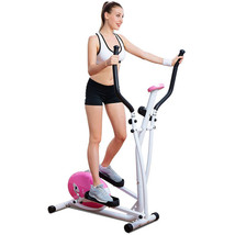 Magnetic Elliptical Home House Trainer Elliptical Machine LCD Display Cu... - $215.00