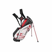 MNA-1121527 Cobra Golf 2020 Ultralight Stand Bag Black-High Risk Red-Wht - $186.29