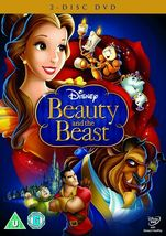 Disney Beauty and the Beast 2-Disc DVD - $13.99