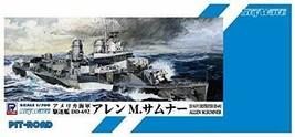 Pit road 1/700 Sky Wave Series US Navy destroyer Allen M. Sumner Plastic... - $28.42