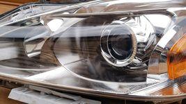 13-15 Nissan Altima Sedan Halogen Headlight Lamp Driver Left LH image 3