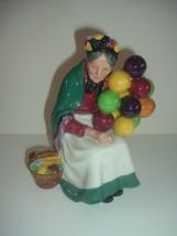 Royal Doulton HN 1315 The Old Balloon Seller Lady Figurine - £50.29 GBP
