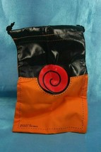 Bandai Naruto Shippuden Capsules Goods P2 Uzumaki symbol Drawstring Bag ... - $24.99