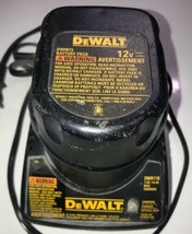 Dewalt DW9118 Battery Charger & 12V Battery - DW9072 Sold Used Not Working - $22.44