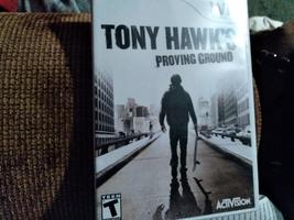 Nintendo Wii Tony Hawk's Proving Ground image 1