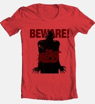 The Beast Within T-shirt retro 80's slasher horror movie 100% cotton graphic tee image 1