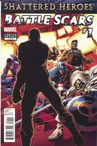 Battle Scars 1 of 6 Marvel 2012 VF 1st Agent Phil Coulson Marcus Johnson... - $8.41