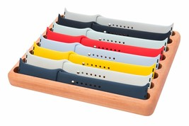 Storage for Apple Watch Bands Tray Holder Stand Strap Display Organizer ... - $27.48