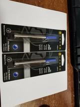 2 Cross Slim Blue Medium Point Pen Refill Fits Click Ballpoint New Pack ... - $9.89