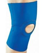 PROCARE KNEE SUPPORT W/ REINFORCED PATELLA NEOPRENE REVERSIBLE  BLUE 79-... - $14.95