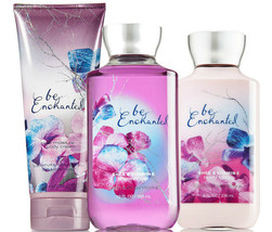 Bath & Body Works Be Enchanted Trinity Gift Set  - $44.98