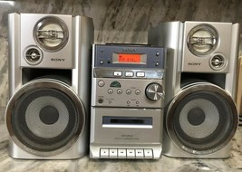 Fixer Upper Sony HCD-EP313 Micro Hi-Fi Stereo System CD-Cassette Needs R... - $171.38