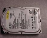 Western Digital Caviar WD200 20gb IDE hard drive tested