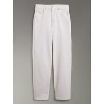 Goldsign Droit Misfit Jeans, Blanc, 32 - $99.28