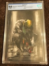 Iron Fist 1 Dell'Otto CBCS 9.8 Ultimate Variant 250 Print Run 64/250 - $350.00