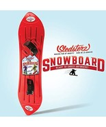 The Original Sledsterz Kids' Snowboard Assorted Colors, Snow Sled (Red, ... - $122.99