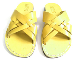 Leather Sandals for Men MICHAEL by SANDALIM Biblical Greek Jesus Sandals... - $39.44 CAD+