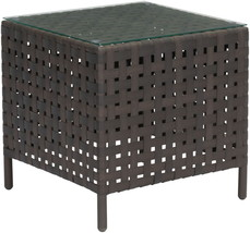 Pinery Outdoor Side Table | Brown - $217.80