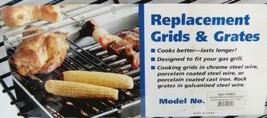 Unbranded 55801 Replacement Grilling Grid Porcelain Coated Steel Wire image 2