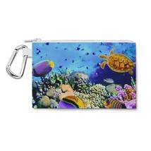 Under The Sea Canvas Zip Pouch - $15.99+