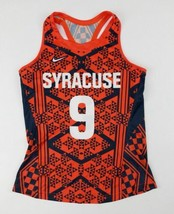New Nike Syracuse Orange Racerback Women's Medium Lacrosse Dri-Fit Jerse... - $27.71