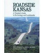 Roadside Kansas: A Traveler's Guide to Geology and Landmarks - $12.95