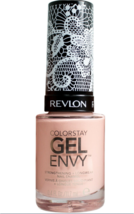 露华浓X Ashley Graham Color Stay Gel Envy Lingerie Nail Enamel Brand in New Box-$ 4.72