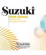Suzuki Flute School Volumes 6 & 7 [Audio CD] Alfred Music - $10.77