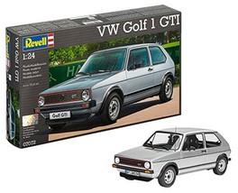 1:24 Scale Vw Golf 1 Gti Model Kit - $42.85