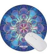 Super Cute Functional 7.9in X7.9in Non Slip Rubber Mouse Pad For Desk Co... - $7.91