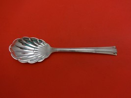 "Cotillion by Reed & Barton Sterling Silver Sugar Spoon Shell 6 1/4"" - $53.10"