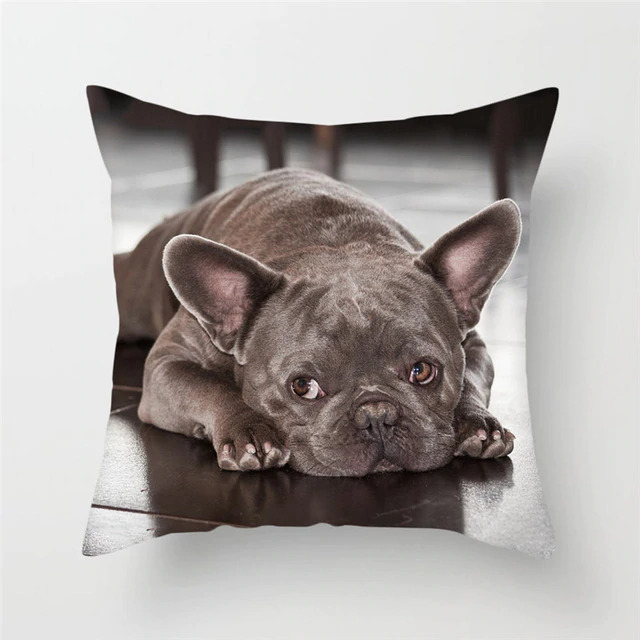 Cushion cover dogs and puppies pc05890