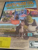 Sony PS2 Shrek Smash n' Crash Racing image 2