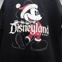 Disneyland Resort Mickey Sweatshirt Size M Youth Black Disney Parks Unis... - $27.67