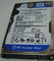 "NEW 120GB SATA 2.5"" 9.5MM Hard Drive WD WD1200BEVT Free USA Shipping"