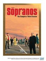 The Sopranos, Season 3, DVD Boxed Set - $24.95