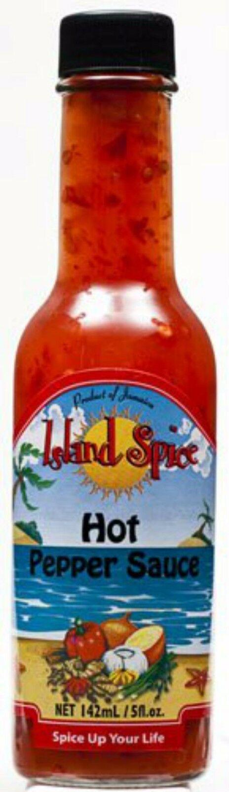 Île Épices Piment Sauce 148ml (Paquet de 3) - $19.95
