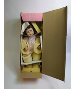 """Welden Museum of Fine Collectibles World Of Dolls Melissa 22"""" in Box Cer... - $247.49"""