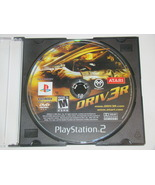 Playstation 2 - DRIV3R (Game Only) - $8.00