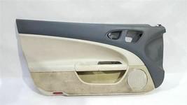 Left Interior Door Panel Less Switches OEM 07 08 09 10 11 12 13 14 15 Jaguar XK - $426.36