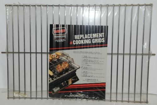 Modern Home Products CG18 Nickel Chrome Plated Replacement Cooking Grid