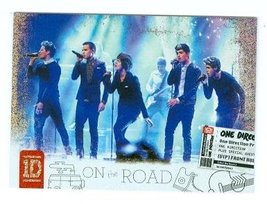 One Direction trading card (One Direction 1D) 2013 Panini On The Road #1... - $8.00