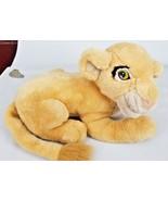 "Disney Land Lion King Nala Plush Cub Lying Down Park Authentic 12"" - $19.99"