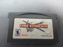 Fire Emblem Nintendo Game Boy Advance GBA SP DS Lite, Authentic - $42.06